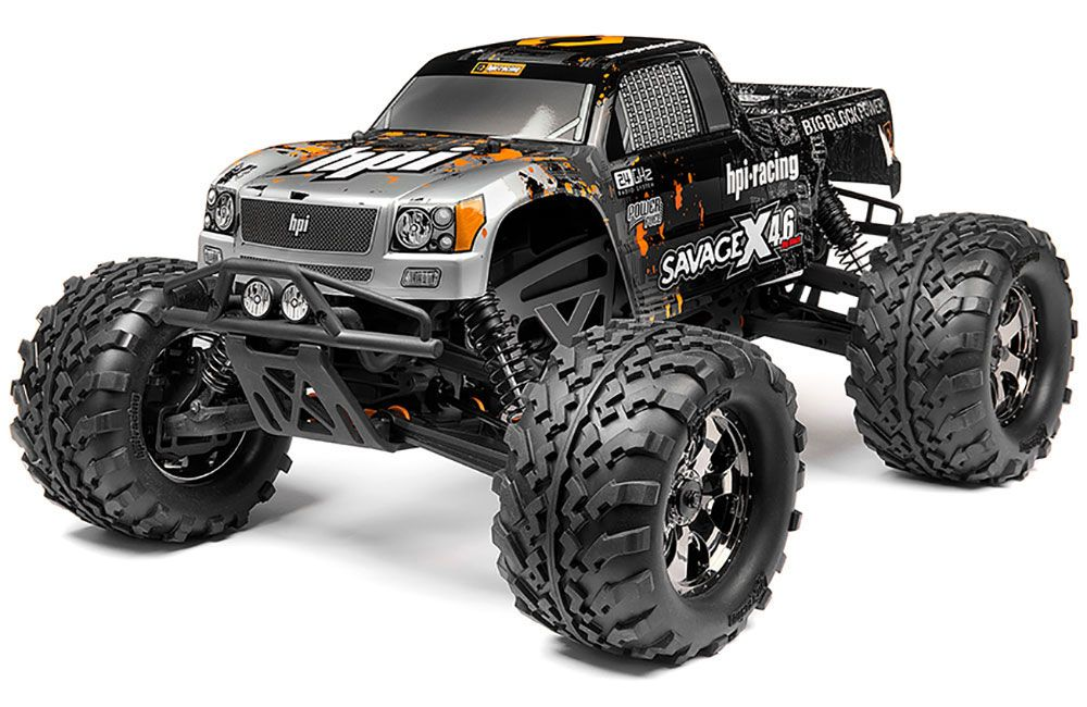 HPI Savage X 4.6 Monster Truck RTR