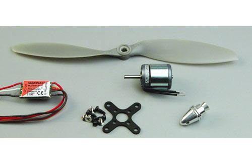 Multiplex MiniMag Brushless Power Set
