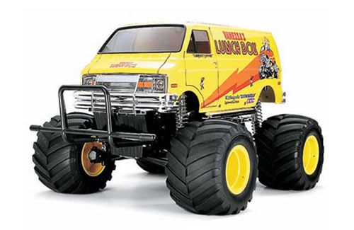 Tamiya 112 Lunch Box 2WD