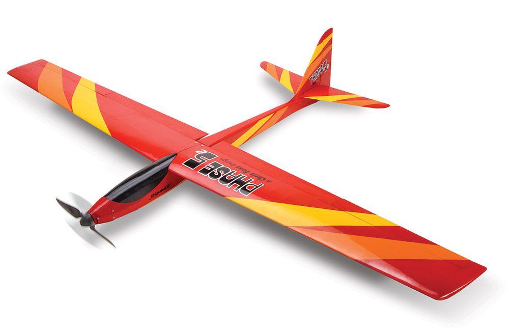 Phase 5-E ARTF - EP Sport Glider