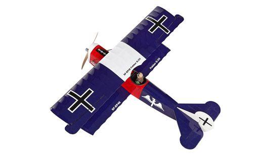 SFM Fokker DVII EP ARTF Dark Blue