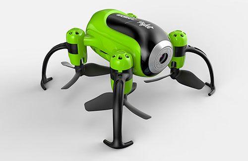 Udi Piglet WiFi Mini Drone Green