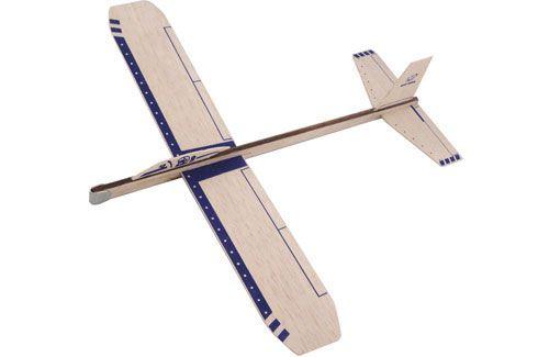 ZT Model Eagle Jet Balsa Glider