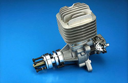 DLE-55 Two-Stroke Petrol Engine