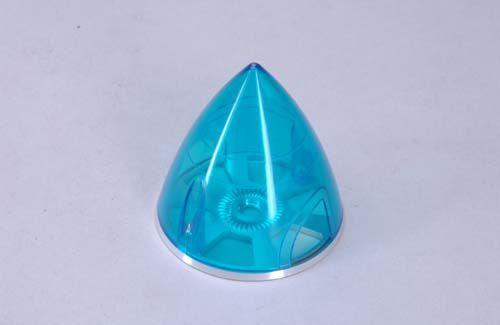 Irvine Transparent Spinner 63mm - Blue