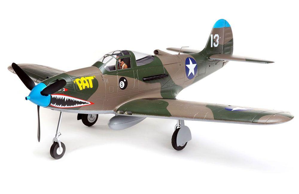 E-Flite P-39 1.2m BNF