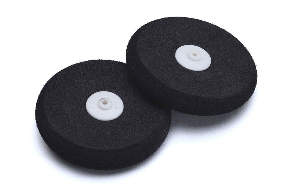 Keil Kraft Foam Wheel 50mm Diameter (Pair)