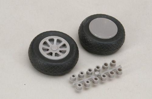 Robart Diamond Tread Wheels 2 14