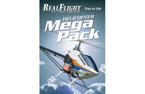 Realflight G6 Heli Mega Pack