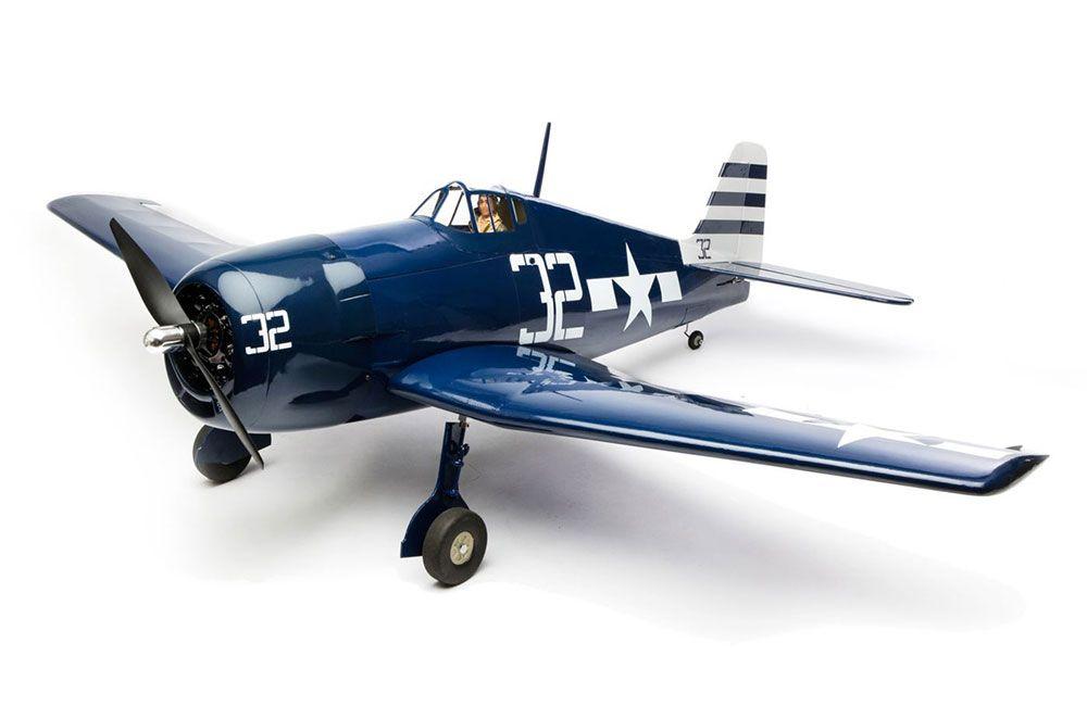 Hanger 9 F6F Hellcat 15cc ARF