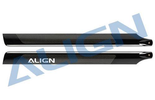 HD690C Align 690CF Main Blades(Blk)