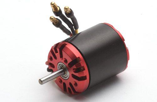 Quantum II 61 Brushless Motor
