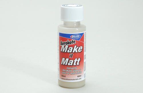 Deluxe Materials Aerokote Make-It-Matt 50Ml