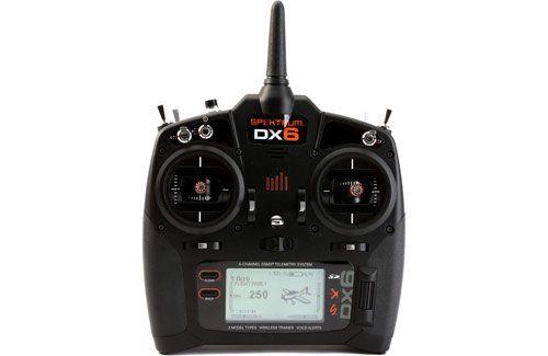 Spektrum DX6 6-Channel Transmitter Mode 2
