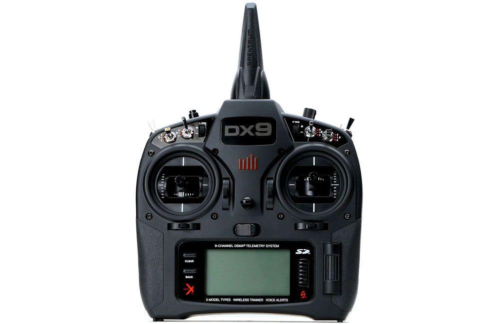 Spektrum DX9 9-Channel Black Edition DSMX System