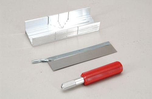 Excel Razor Saw & Mitre Box Set