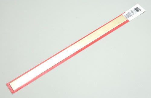 K&S Brass Strip .064x34x121.6x19x305