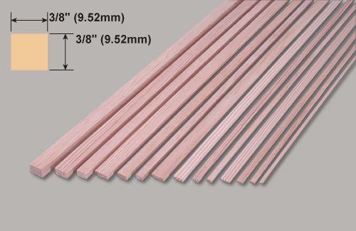 Slec Spruce Strip 38 X 38 X 36
