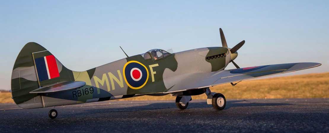 E-flite Spitfire Mk XIV