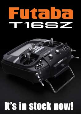 Futaba T16SZ Transmitter