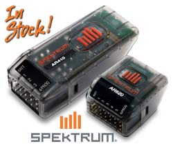 Spektrum 2.4GHz Antenna-Less Receivers